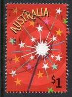 2019 AUSTRALIA SPARKLERS VERY FINE POSTALLY USED Sheet STAMP - Oblitérés