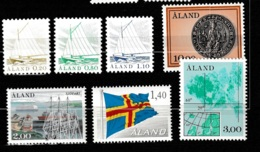 Aland 1984 - Year Complete MNH/**/Postfrisch - Aland