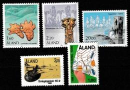 Aland 1986 - Year Complete MNH/**/Postfrisch - Aland