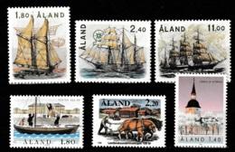 Aland 1988 - Year Complete MNH/**/Postfrisch - Aland
