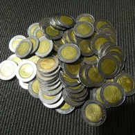 Italy 72 Coins 500 Lire - Monete & Banconote