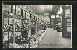 AK Tervueren, Ausstellung / Exposition Coloniale, Section De L`Association Des Planteurs De Caoutchouc - België