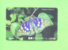 JAPAN - Magnetic Phonecard/Butterfly As Scan - Japan