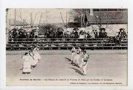 ANGLET - Environs De BIARRITZ - 64 - Pays Basque - Les Danses Du Labourd Au Fronton Du Brun - Anglet