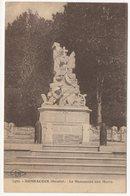 CP 25 - Sombacour - Le Monument Aux Morts - A Circulé En 1937 - France