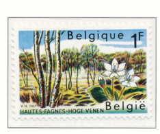 D - [150486]SUP//**/Mnh-N° 1408, Conservation De La Nature, Fleurs De Pays, Hautes Fagnes, SNC - Ongebruikt
