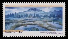 Canada (Scott No.2224i - Jasper) [**] Autocollant / Selfadhesive - NOTE-DC - Neufs