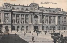 BRUXELLES - L'Hôtel Des Postes - Monuments, édifices