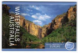 Australia Australie 2008 Prestige Booklet Landscape Waterfalls Geologie Jim Jim Falls NT Landschap Landschaft Paysage - Geology
