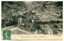 60800 CREPY-EN-VALOIS - Lot De 5 CPA - Détails Dans La Description Et Les Numérisations - Crepy En Valois