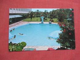Hotel Hispaniola Pool  Santo Domingo   Dominican Republic  Ref 3436 - Dominican Republic