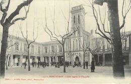 "/ CPA FRANCE 82 ""Montauban, Lycée Ingres, La Chapelle"" - Montauban"