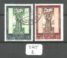 VAT YT232/233 En Obl - Vatican
