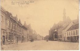 Zout-Leeuw - De Groote Markt - 1931 - Drukkerij Dehoppere/Legia - Zoutleeuw