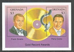 GRENADA  2157 A   **    MUSIC  GOLD  RECORD  AWARDS - Music