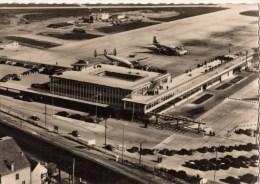 AVIATION---AEROPORT DE PARIS-ORLY--vue Aérienne De L'aérogare Sud---voir 2 Scans - Aerodromi