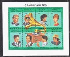 GRENADA  GRENADINES  1501   **    MUSIC  GRAMMY  AWARDS - Music