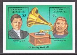 GRENADA  GRENADINES  1502   **    MUSIC  GRAMMY  AWARDS - Music