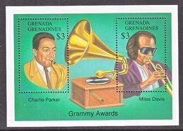 GRENADA  GRENADINES  1503   **    MUSIC  GRAMMY  AWARDS - Music