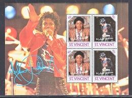 ST.  VINCENT  898   **    MUSIC   MICHAEL  JACKSON - Music