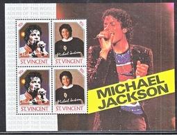 ST.  VINCENT  899   **    MUSIC   MICHAEL  JACKSON - Music