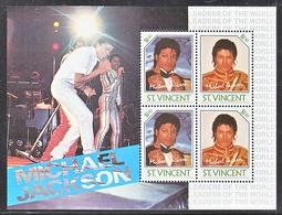 ST.  VINCENT  900   **    MUSIC   MICHAEL  JACKSON - Music