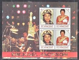 ST.  VINCENT  901   **    MUSIC   MICHAEL  JACKSON - Music