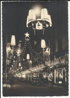BRUXELLES - Rue Neuve - Les Feeries Lumineuses De Bruxelles 1951 - Bruxelles La Nuit