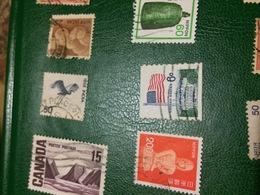 USA LA CASA BIANCA - Postzegels
