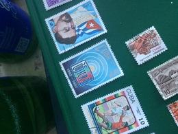 CUBA ICRT - Postzegels