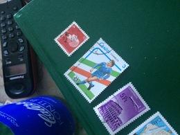 CUBA SPORT IL CALCIO - Postzegels