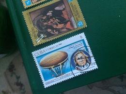 CUBA I DIRIGIBILI - Postzegels