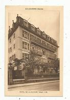 Cp, Hôtels & Restaurants , 73 , AIX LES BAINS ,  Hotel De La CLOCHE ,  Vierge - Hotels & Restaurants