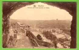 CPA(Belgique) Bouillon -Panorama Pris D'une Meurtriers Du Château . - Postcards