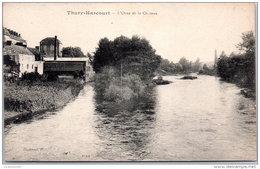 14 THURY HARCOURT - L'orne Et Le Chateau - Thury Harcourt