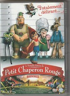 Dvd  LA VERITABLE HISTOIRE DU PETIT CHAPERON ROUGE   Etat: TTB  Port 110 Gr Ou 30 Gr - Familiari