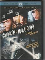 Dvd  CAPITAINE SKY ET LE MONDE DE DEMAIN    Etat: TTB  Port 110 Gr Ou 30 Gr - Sciences-Fictions Et Fantaisie