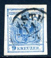 Mi. 5 Y MP Gestempelt - Used Stamps