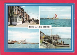 Modern Post Card Of Burnham On Crouch, Essex,England,X22. - England