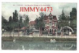 CPA - Le Moulin Rouge Et La Rotonde En 1906 - LILLE 59 Nord - N° 50 - Edit. G. L. - Lille