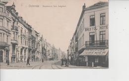 OSTENDE  -  Boulevard Van Iseghem  - - Oostende