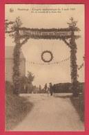 Havelange - Congrès Eucharistique Du 2 Août 1931 - Arc De Triomphe De La Basse-Voie ( Voir Verso ) - Havelange