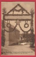 Havelange - Congrès Eucharistique Du 2 Août 1931 - Arc De Triomphe à La Route Des Avins ( Voir Verso ) - Havelange