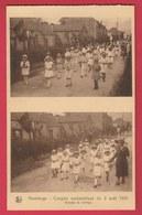Havelange - Congrès Eucharistique Du 2 Août 1931 - Groupe Du Cortège 2 ( Voir Verso ) - Havelange