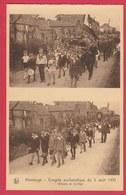 Havelange - Congrès Eucharistique Du 2 Août 1931 - Groupe Du Cortège 3 ( Voir Verso ) - Havelange