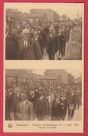 Havelange - Congrès Eucharistique Du 2 Août 1931 - Groupe Du Cortège 4 ( Voir Verso ) - Havelange