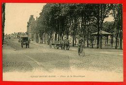 08-003 - ARDENNES - GIVET NOTRE DAME - Place De La République - Givet