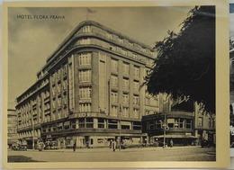 Praha / Prague - Hotel Flora  - In 1946 /8 - Czech Republic