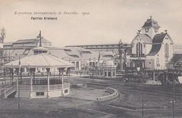 Exposition 1910 Pavillon Allemand - Universal Exhibitions