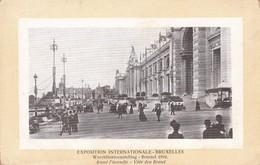 Exposition 1910 Avant L Incendie - Expositions Universelles